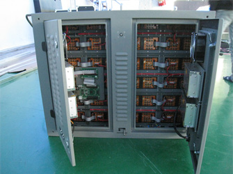 Ph16mm Smd Led Display Cabinet