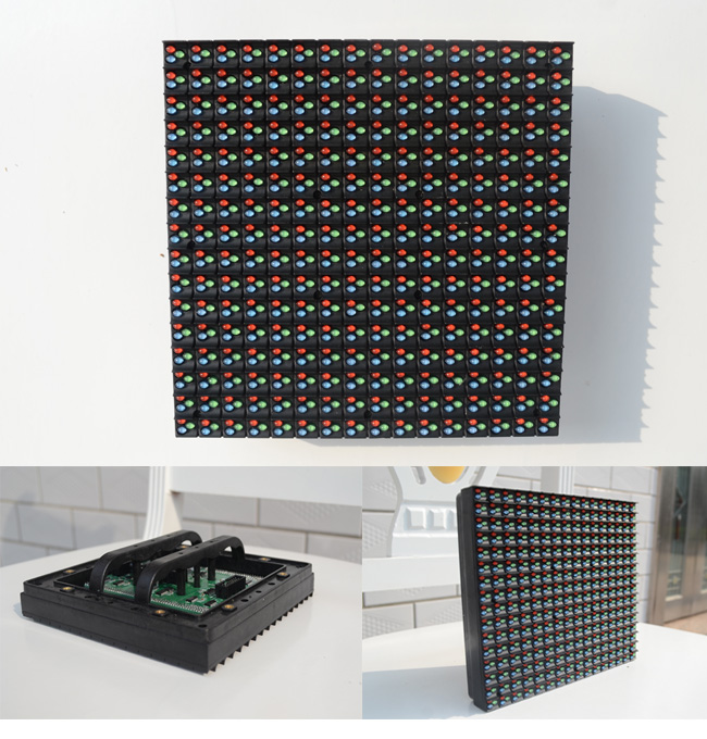 ph10mm outdoor led module