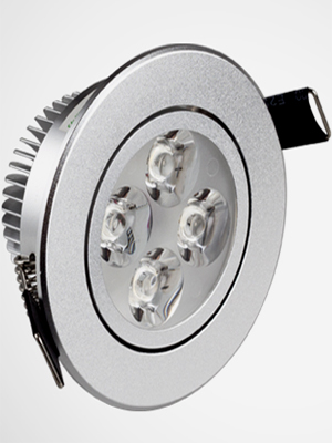 4w Led Spot Light With Ce Rohs Roval Ul High Quality