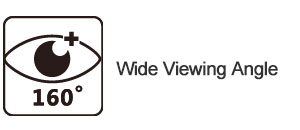 160 wide viewing unit led displaypng