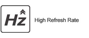 high refresh rate unit led display