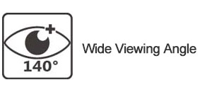 wide viewing unit led display
