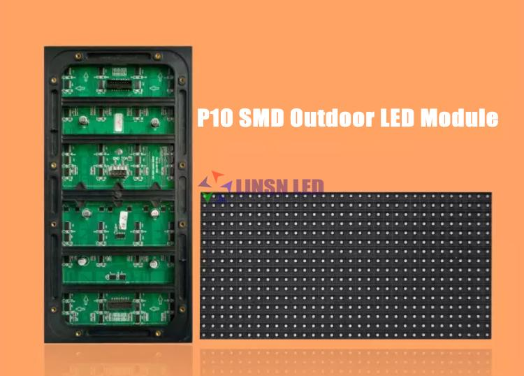 320mmx160mm outdoor led-display module standard size