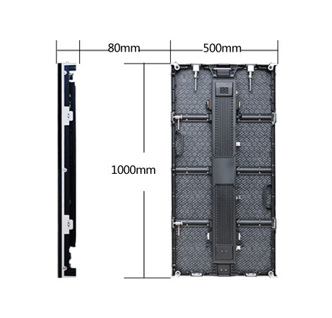 hq1000 series unit led display