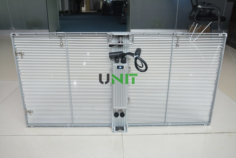 unit transparent led display