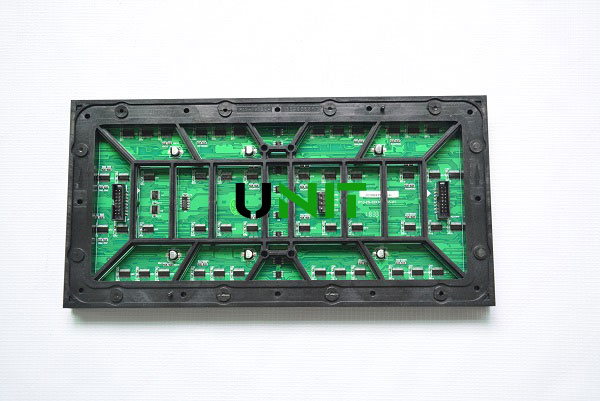 P10 front service LED display module Panel