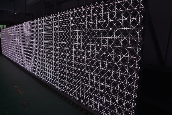 p8mm rental led display outdoor-640x640mm led video wall