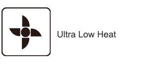 low heat LED display