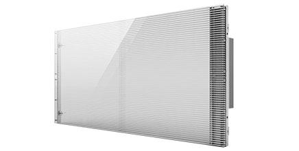 Unit Transparent LED Display