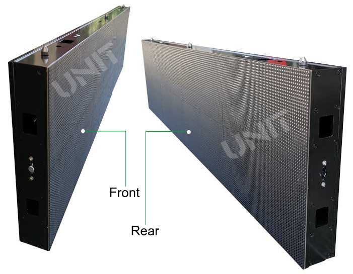 Unit Double Side LED display