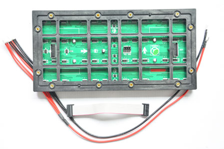 Outdoor SMD LED Panel
