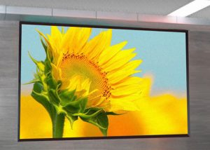 Introduction of Small Pixel Pitch LED Display