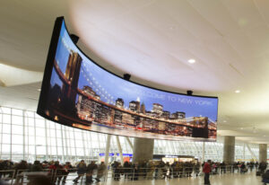 Flexible Soft LED Display