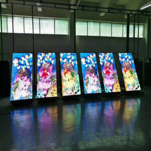 outdoor small LED advertisement display
