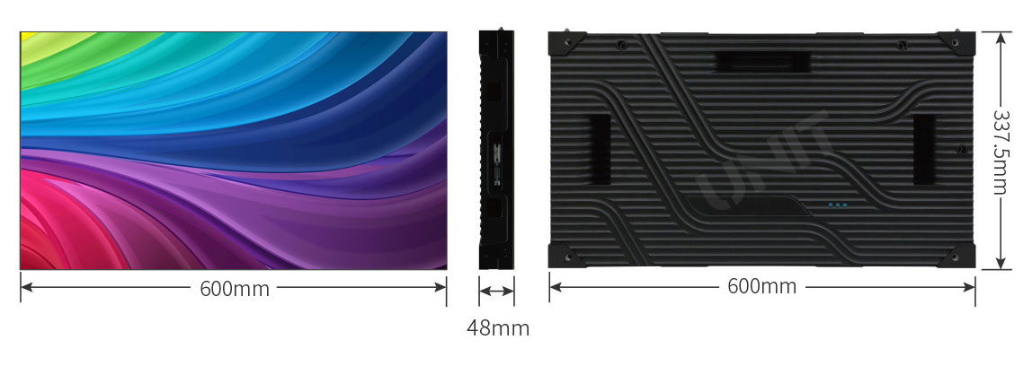 16:9 Golden Ratio Fine Pitch LED Display