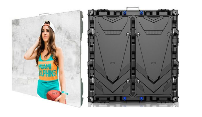 MA960 outdoor LED display screen